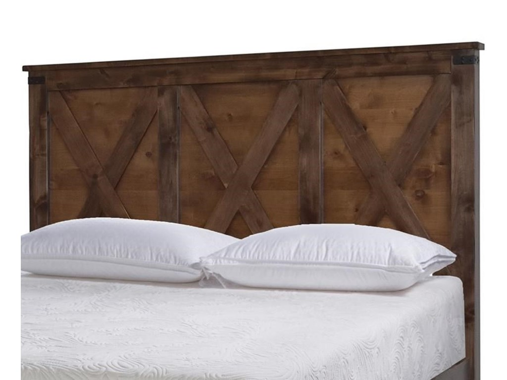 Legends Furniture Farmhouse CollectionKing Headboard