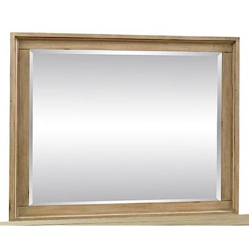 Legends Furniture Hideaway Rectangular Mirror