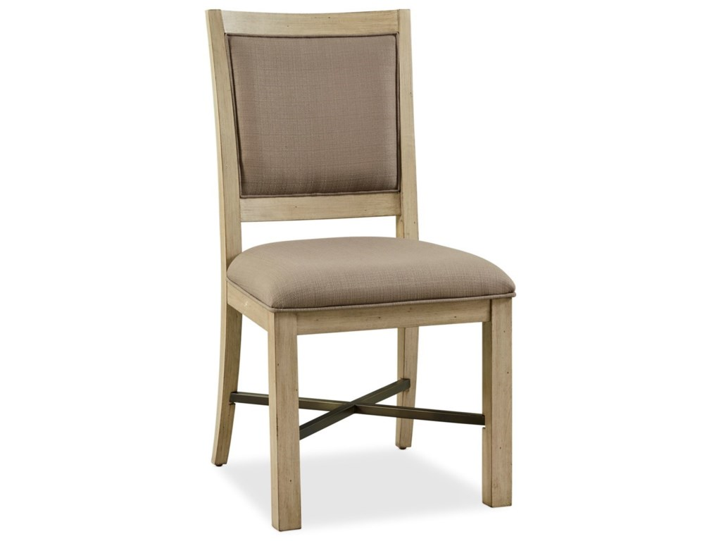 Legends Furniture HideawayUpholstered Side Chair