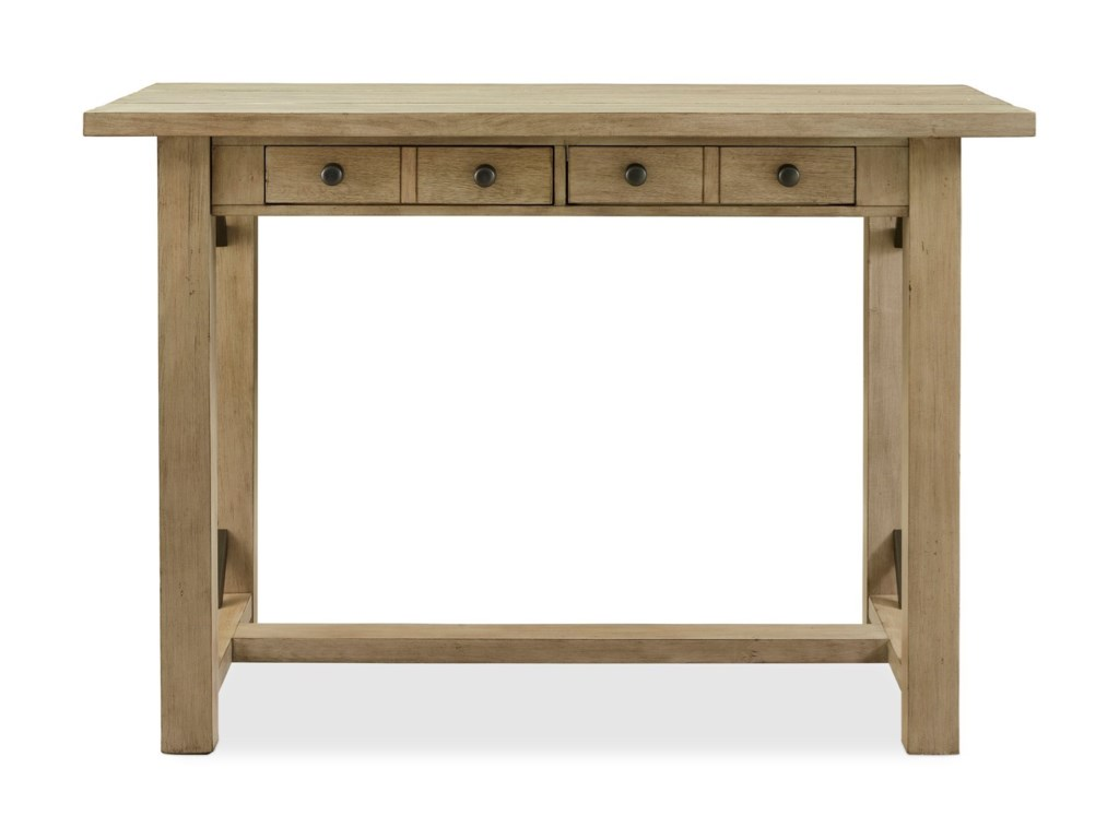 Legends Furniture HideawayCounter Height Table