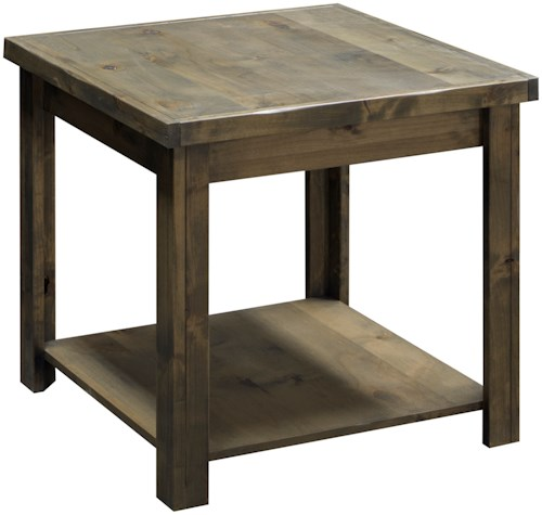 Legends Furniture Joshua Creek Joshua Creek End Table