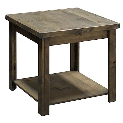 Legends Furniture Joshua Creek Joshua Creek End Table