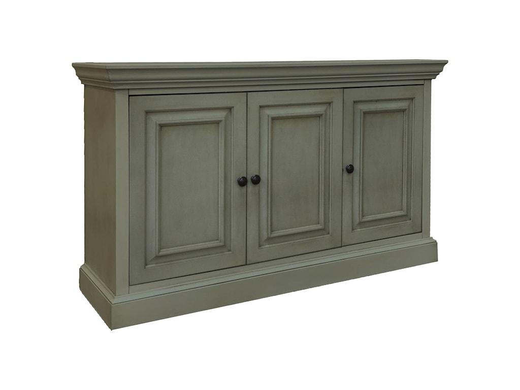Legends Furniture Largo3-Door Cabinet