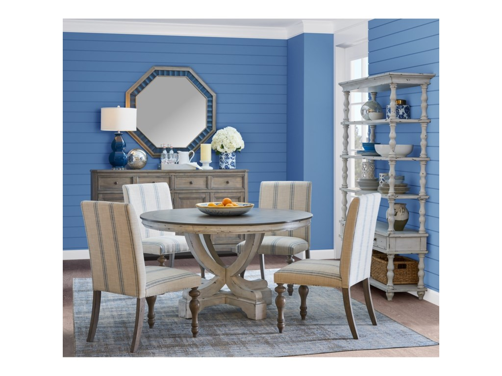 Legends Furniture Laurel GroveCasual Dining Room Group