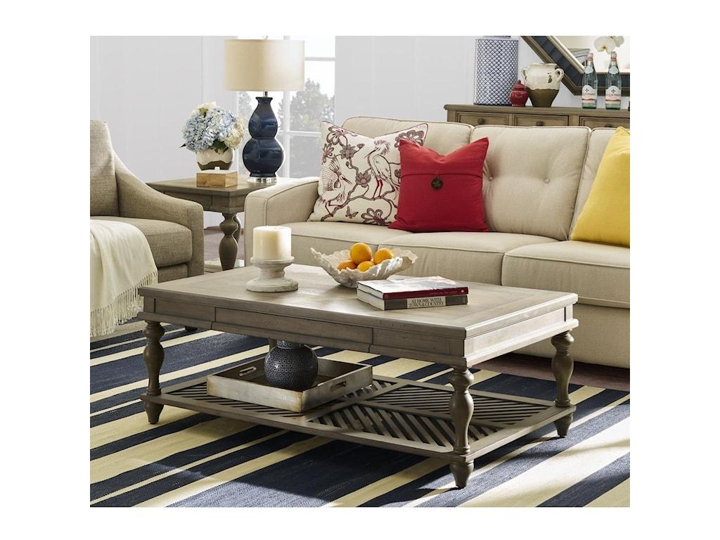 Legends Furniture Laurel GroveCoffee Table