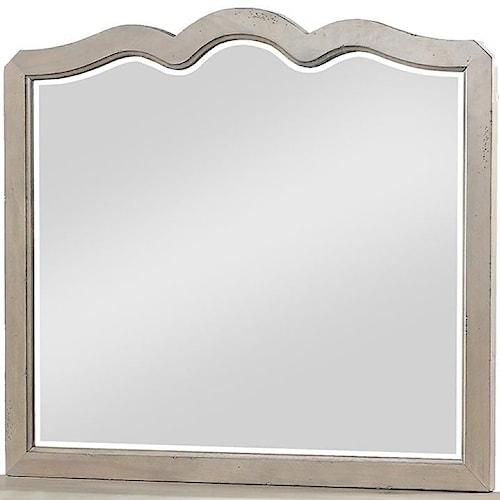 Legends Furniture Laurel Grove Mirror