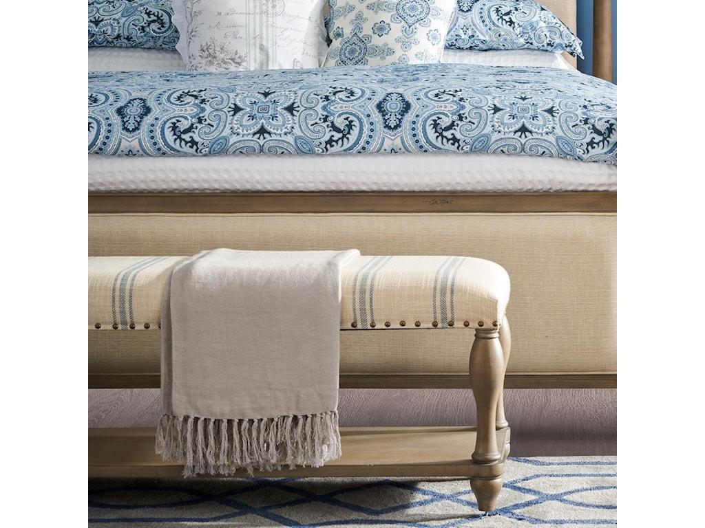 Legends Furniture Laurel GroveBench