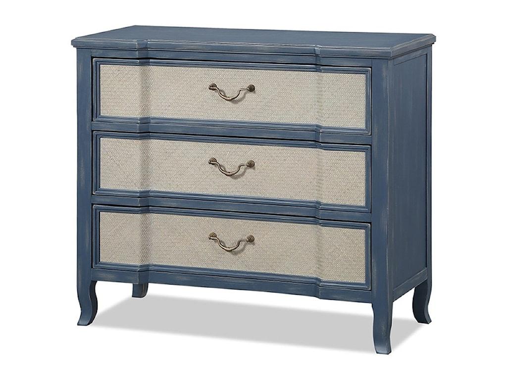 Legends Furniture Laurel Grove 3 Drawer Bachelor Chest Turk