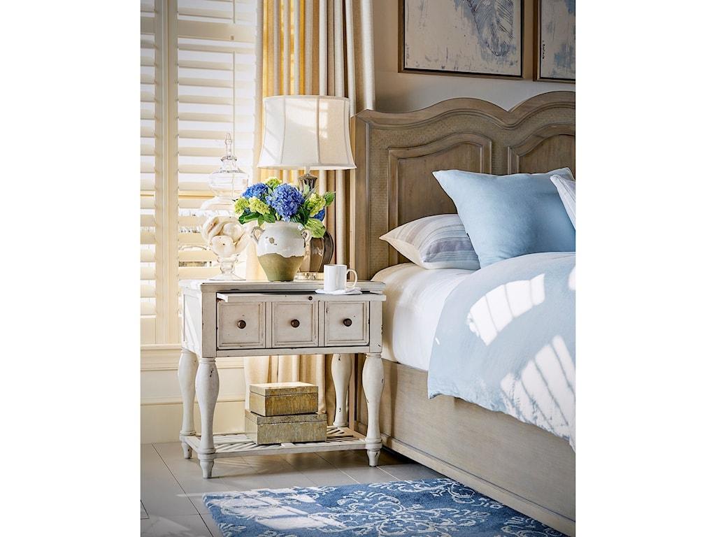 Legends Furniture Laurel GroveLeg Nightstand