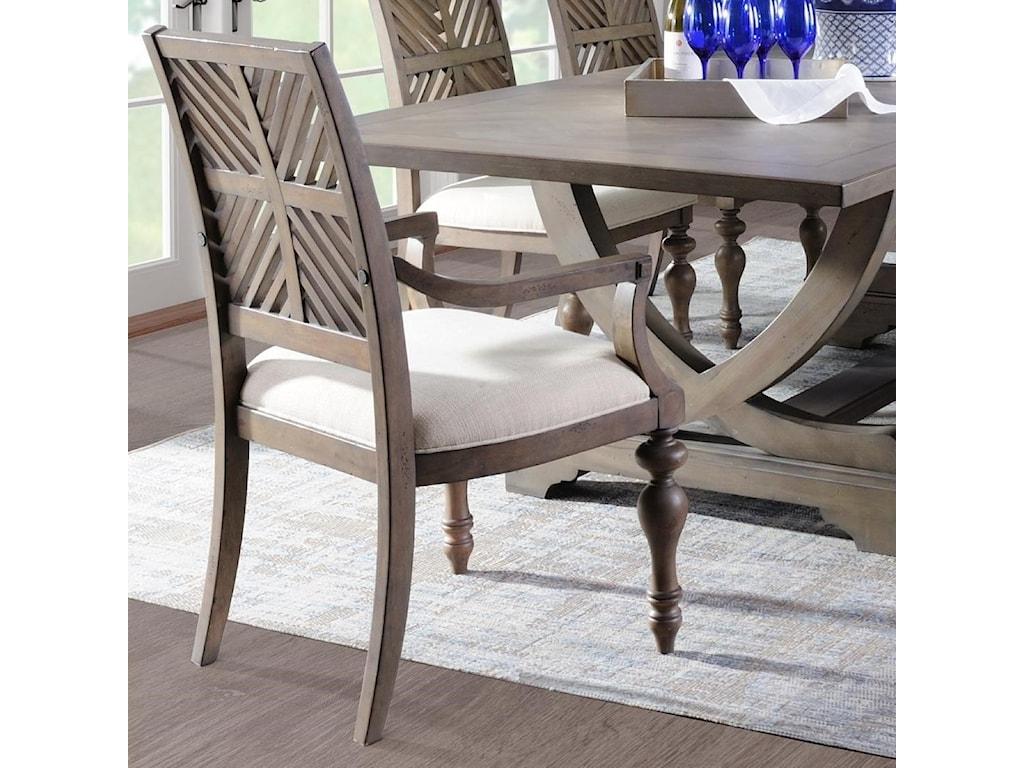 Legends Furniture Laurel GroveArm Chair