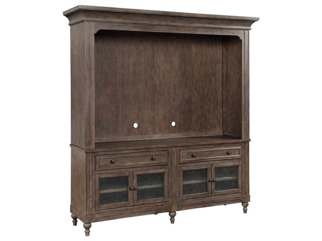 Legends Furniture MiddletonConsole & Hutch Set