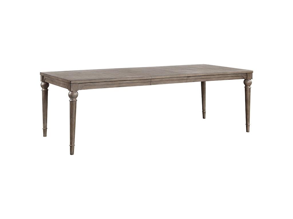 Legends Furniture MiddletonLeg Table