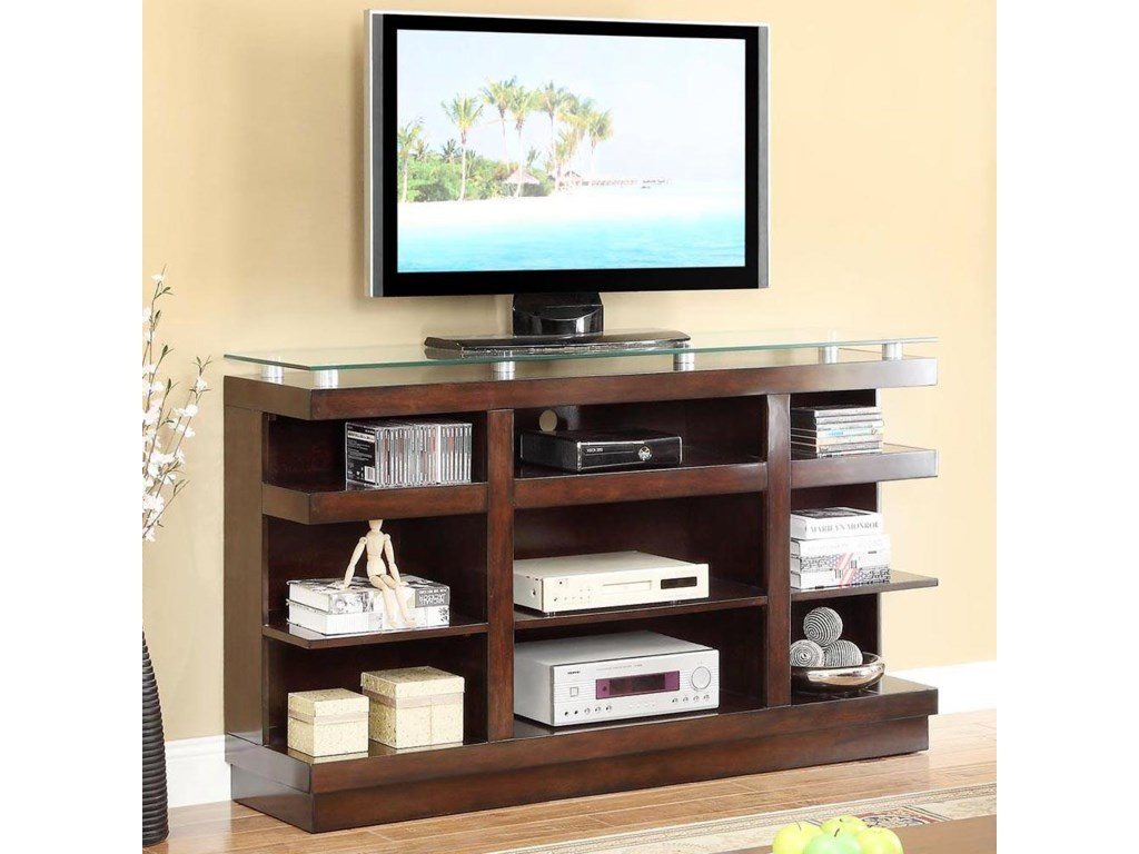 Legends Furniture Novella9-Shelf TV Stand