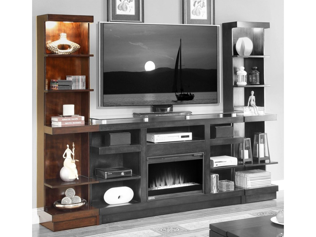 Legends Furniture Novella2 Bookshelf Piers