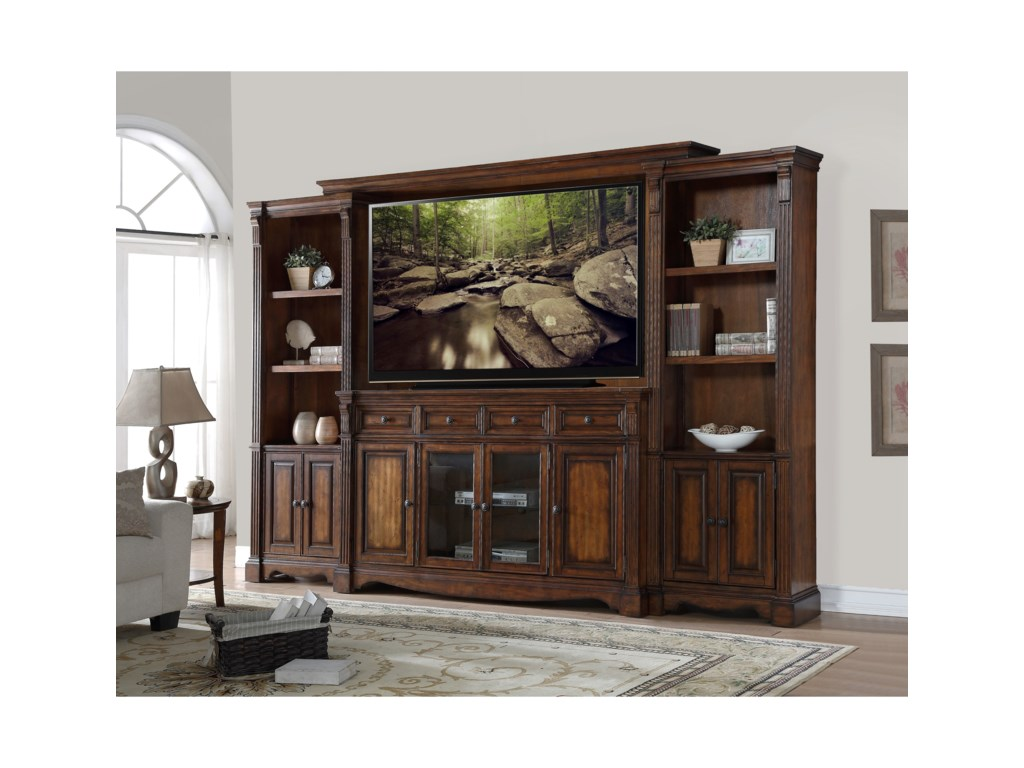 Legends Furniture ParliamentParliament Entertainment Wall
