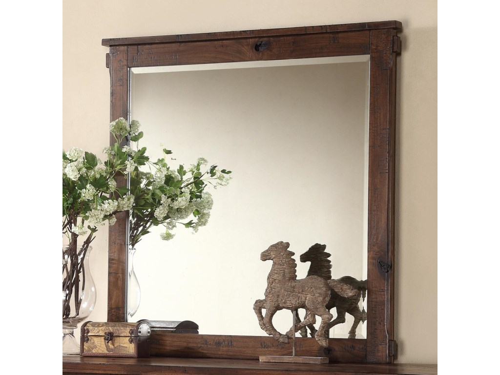 Legends Furniture RestorationRestoration Mirror