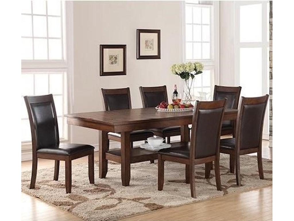 Legends Furniture Restoration 7 Piece Table Chair Set Van Hill