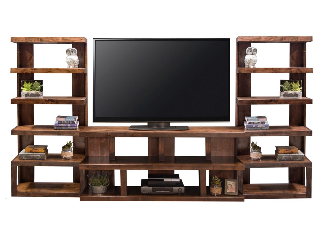 Legends Furniture SausalitoModern Entertainment Wall Unit
