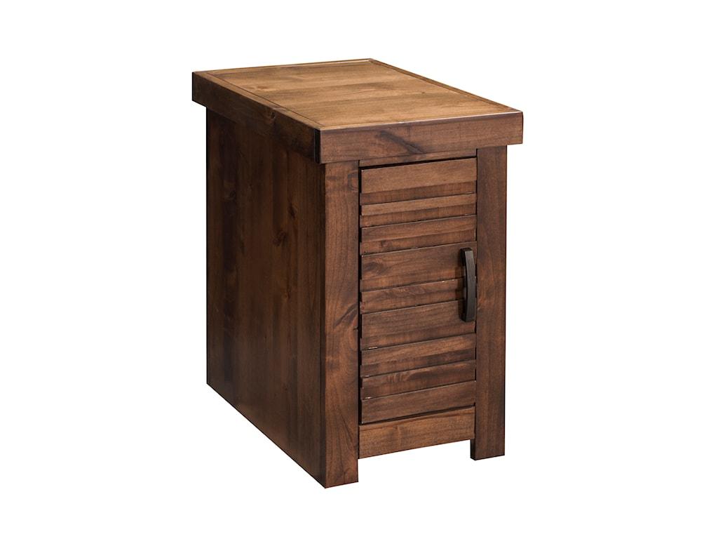 Legends Furniture SausalitoChair Table with Door