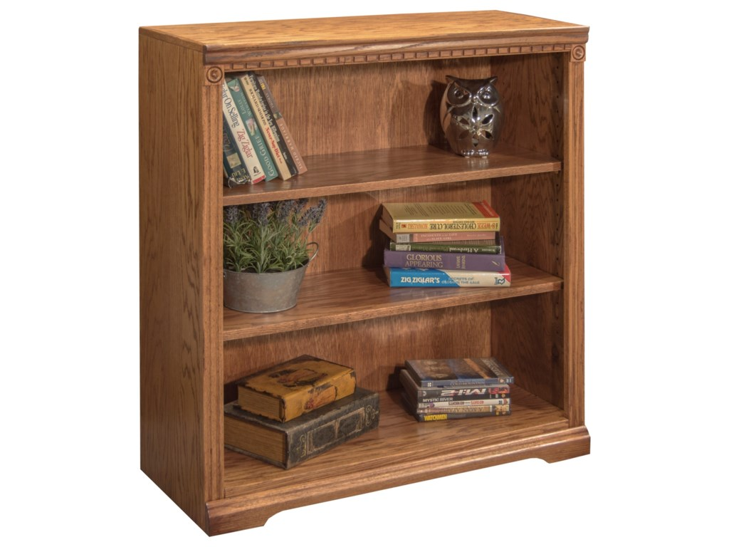 Legends Furniture ScottsdaleBookcase with 2 adj. Shelves