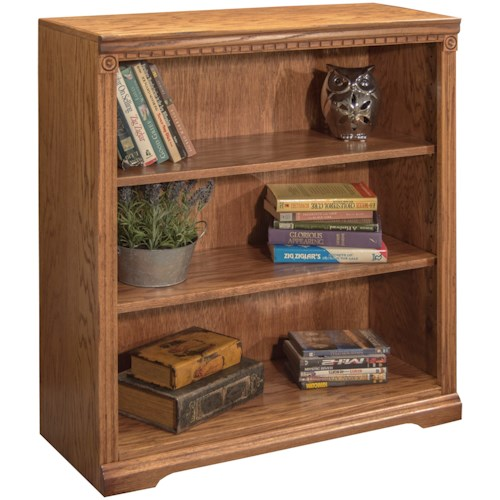 Legends Furniture Scottsdale 33 Inch Bookcase with Two Adjustable Shelves