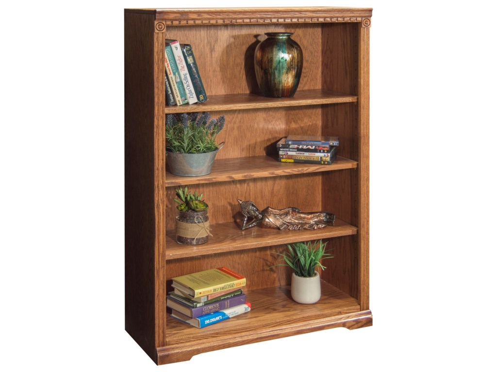 Legends Furniture ScottsdaleBookcase with 3 adj. Shelves