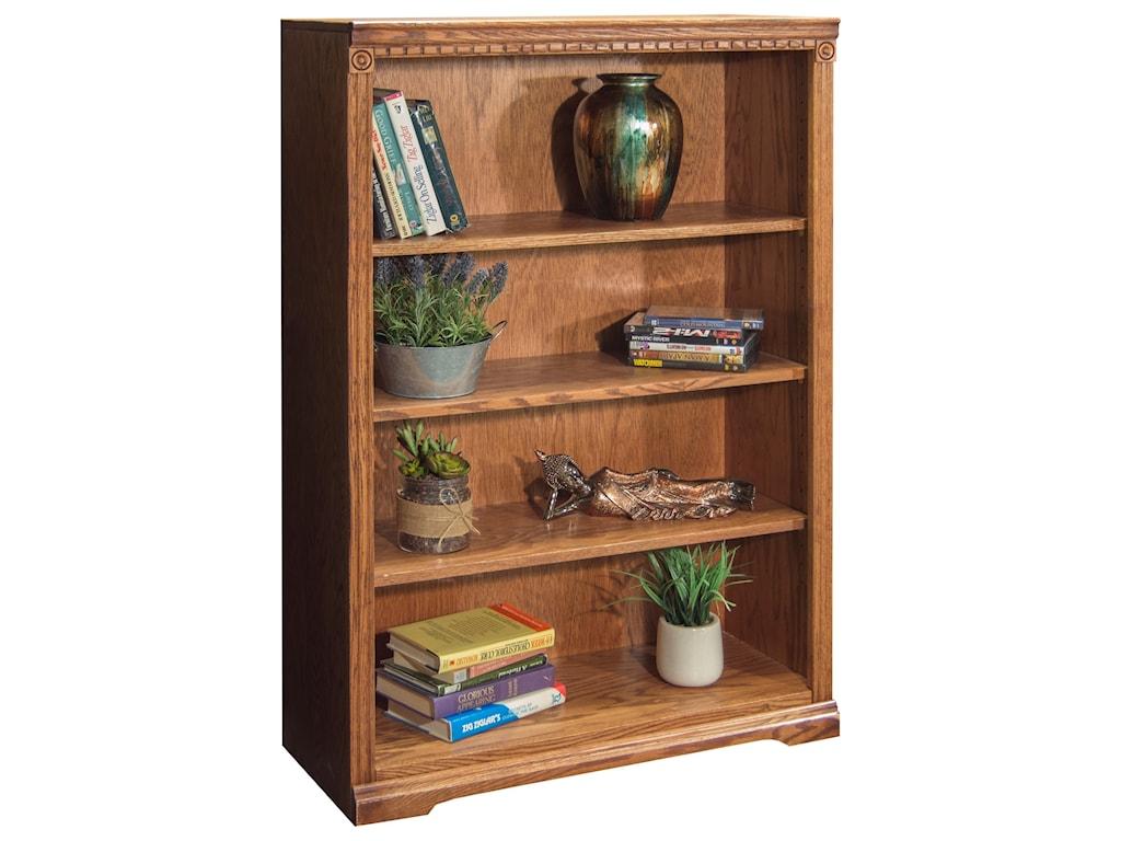Legends Furniture ScottsdaleBookcase with 3 adj. Shelves