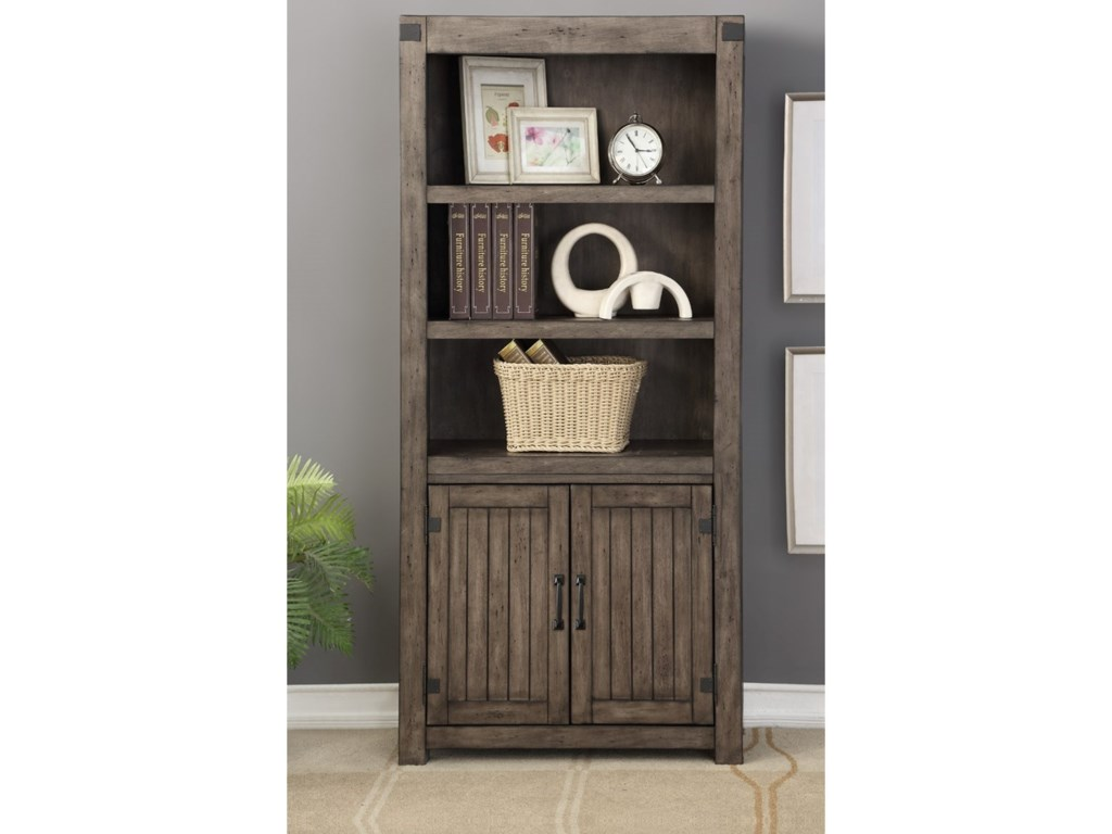 Legends Furniture Storehouse CollectionStorehouse 2 Door Bookcase