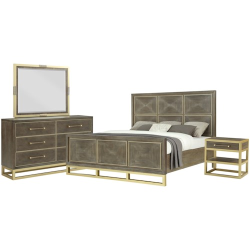 Legends Furniture Tango Queen Bedroom Group