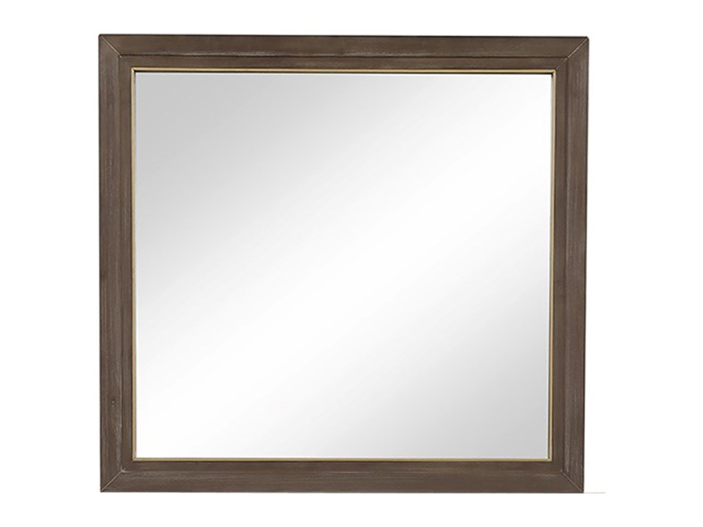 Legends Furniture TangoWood Frame Mirror