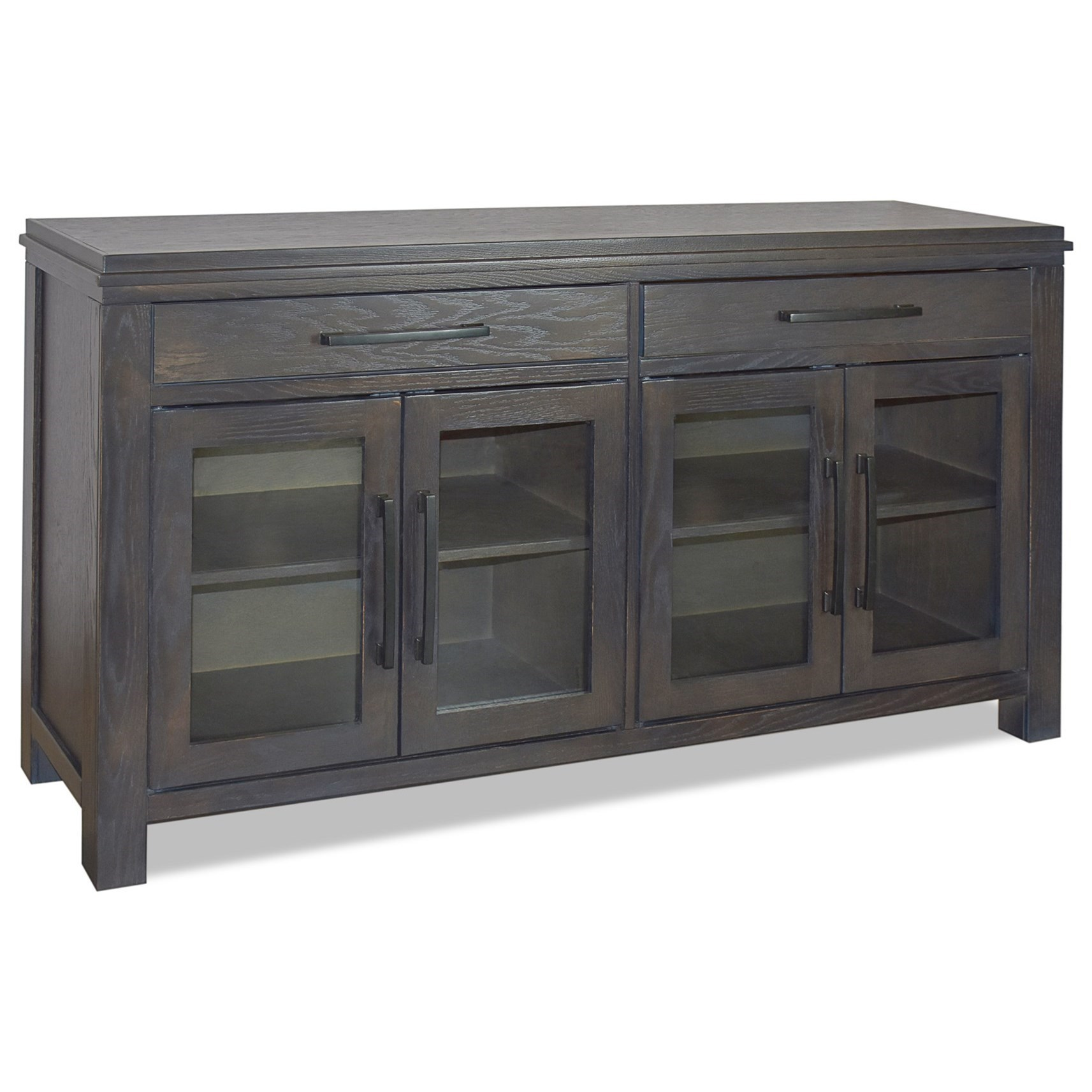 Tybee Contemporary Office Credenza By Legends Furniture