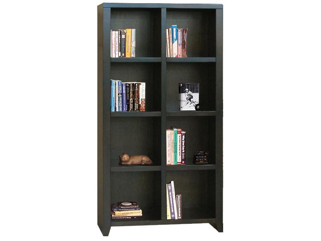 Legends Furniture Urban Loft8 Cubicle Bookcase