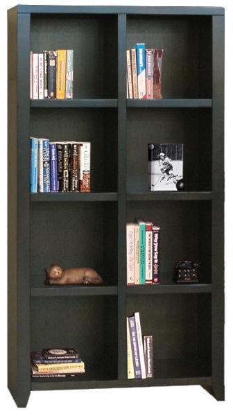 Legends Furniture Urban Loft8 Cubicle Bookcase