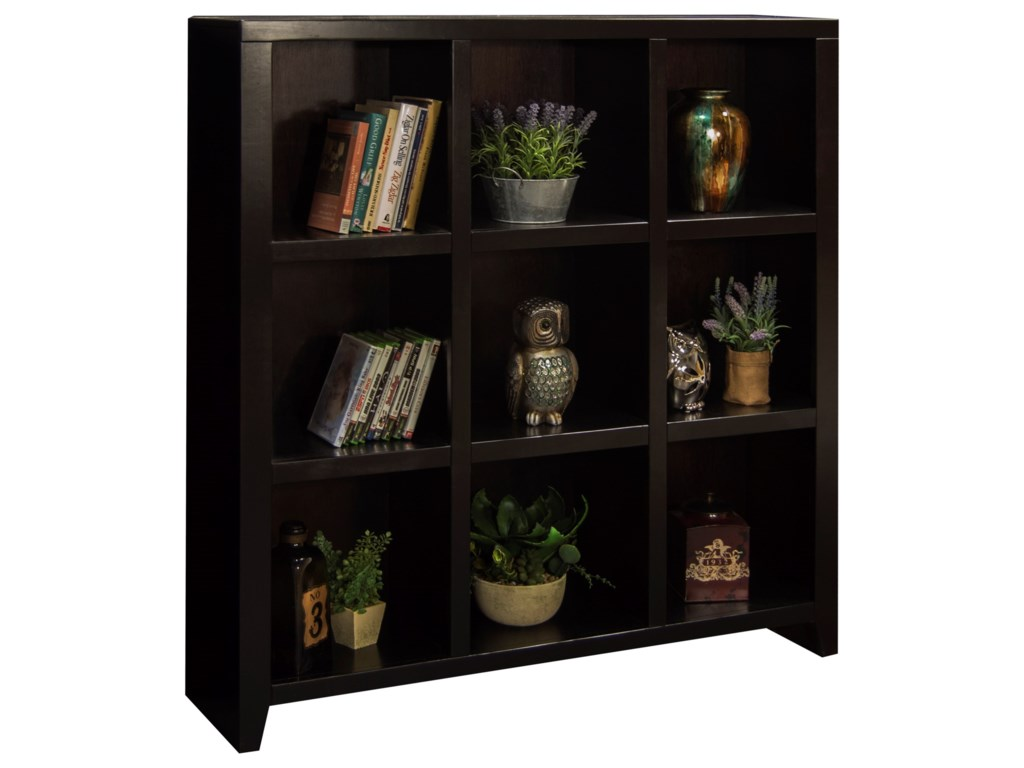 Legends Furniture Urban Loft9 Cubicle Bookcase