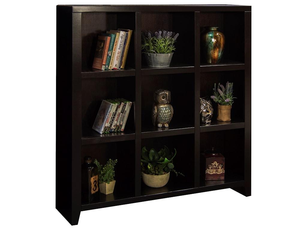 Legends Furniture Urban Loft9 Cubicle Bookcase