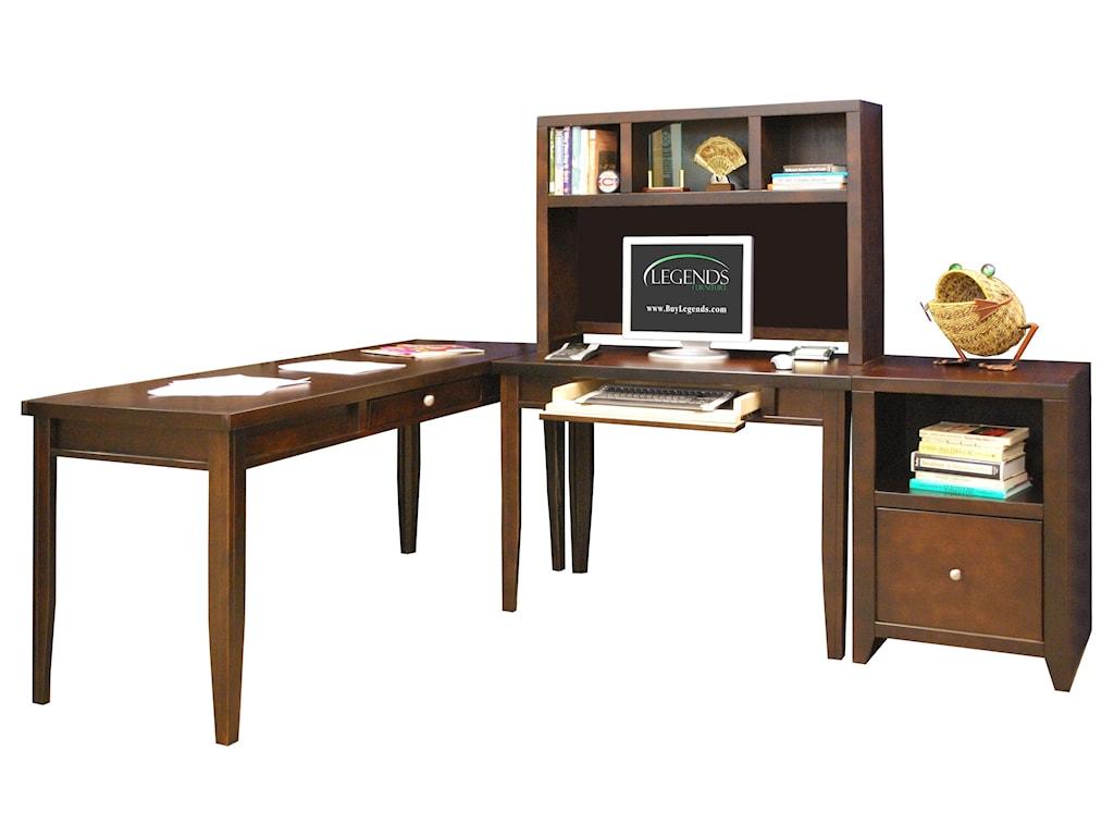 Legends Furniture Urban LoftOne Drawer File
