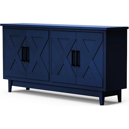 4-Door Cabinet