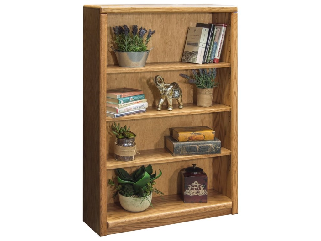 Legends Furniture Contemporary - Value GroupsBookcase With 3 adj. Shelves