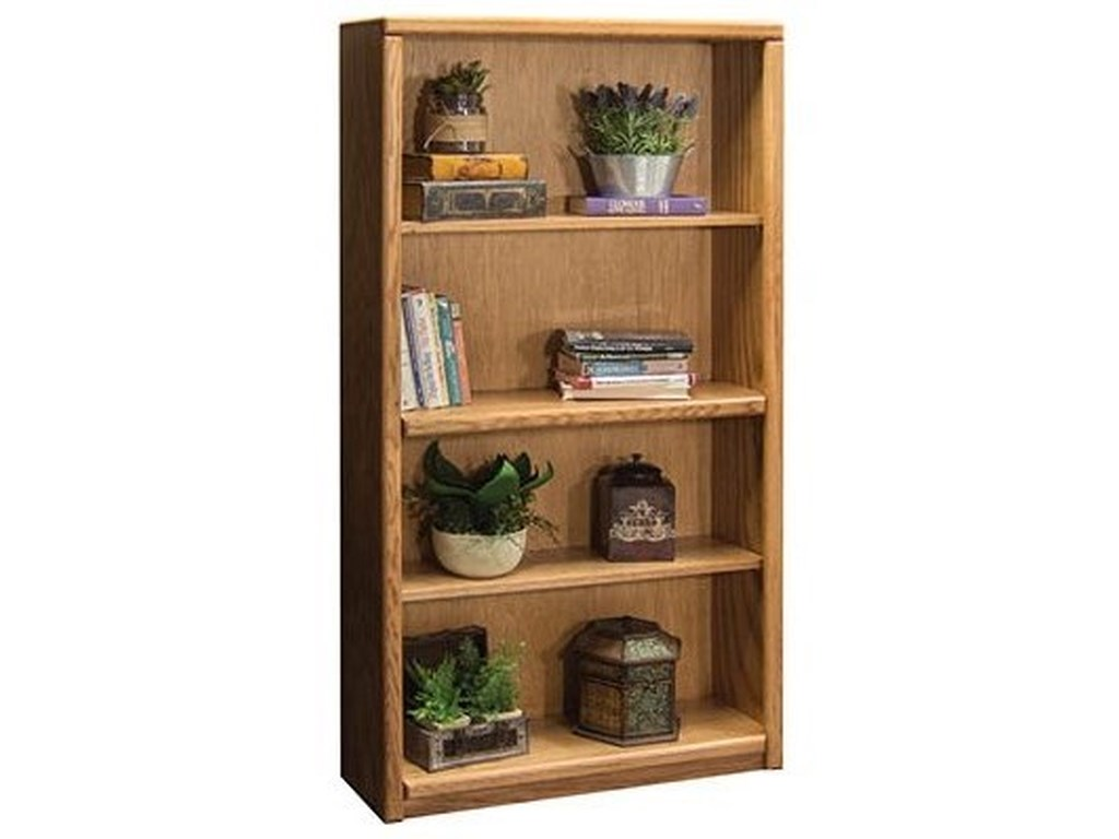 Legends Furniture Contemporary - Value GroupsBookcase With 1 Fixed & 2 adj. Shelves