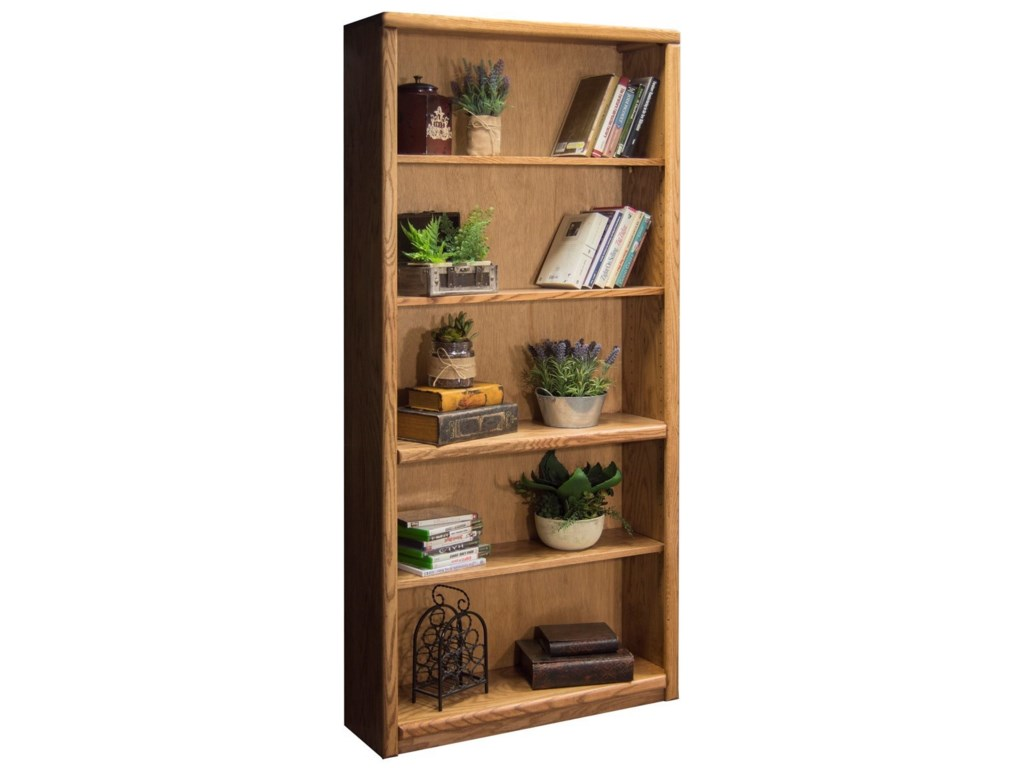 Legends Furniture Contemporary - Value GroupsBookcase With 1 Fixed & 3 adj. Shelves