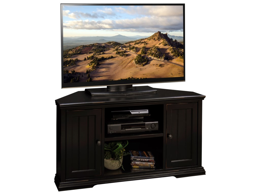 Waterton 50 Corner Tv Stand By Legends Furniture