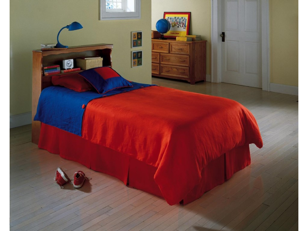 Fashion Bed Group BarristerFull Headboard