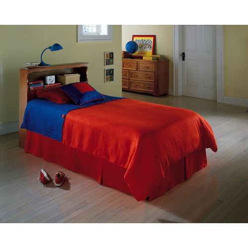 Fashion Bed Group Barrister Queen Headboard