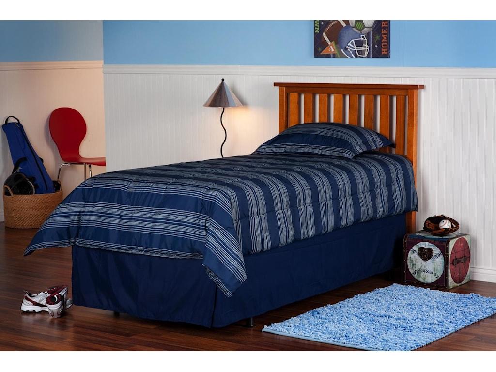 Fashion Bed Group BelmontFull/Queen Headboard