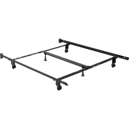 Universal Bed Frame Fits a Twin, F, Qn, K