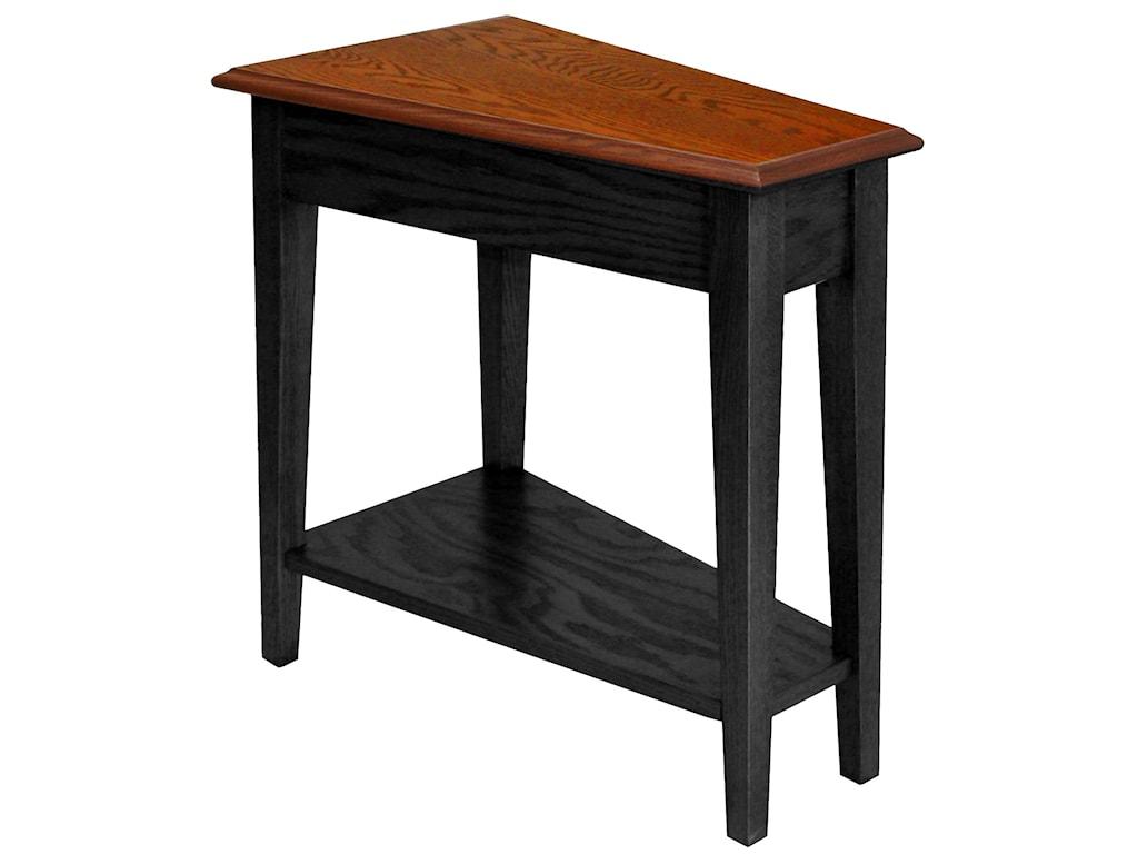 Leick Furniture Favorite FindsRecliner Wedge Table Slate