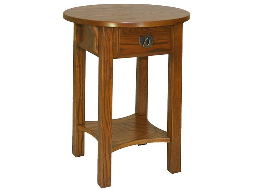 Leick Furniture Favorite FindsAnyplace Side Table
