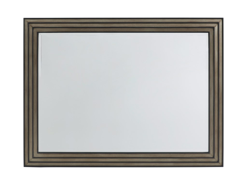 Lexington Ariana Miranda Rectangular Mirror Fisher Home