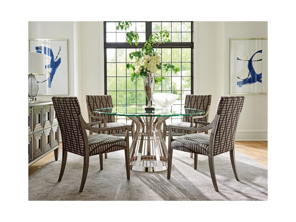 Lexington Ariana5 Pc Dining Set