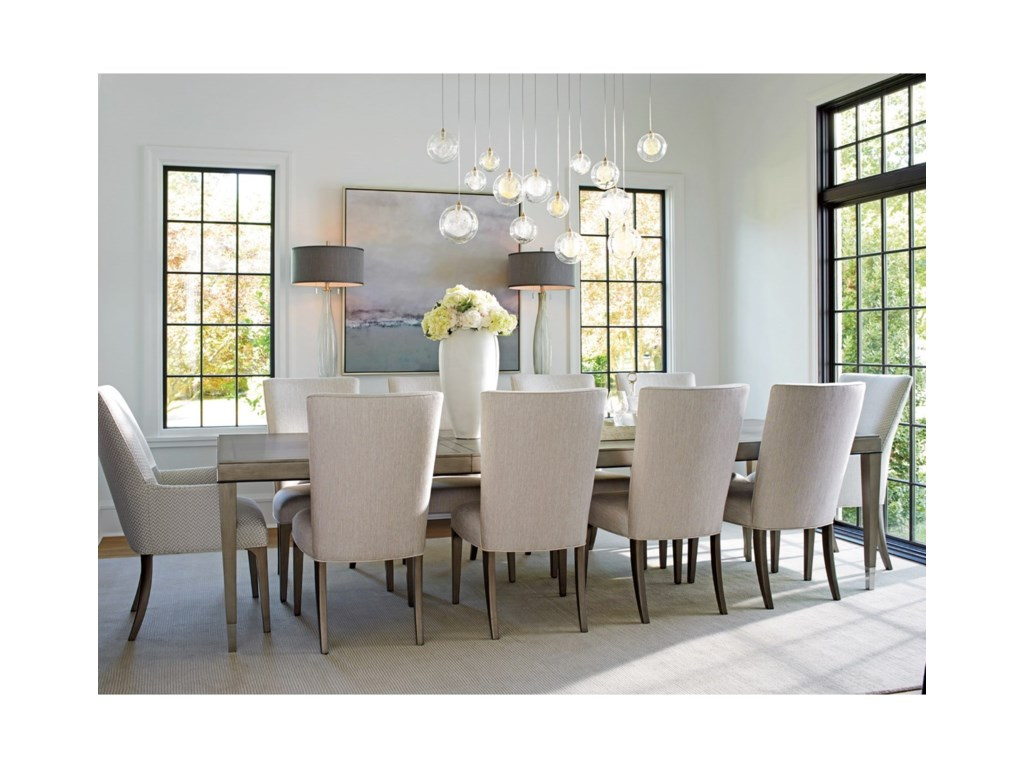 Lexington Ariana11 Pc Dining Set